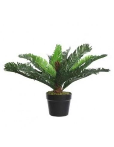 PLANTA ARTIFICIAL EN MACETA (CYCA)45X60C
